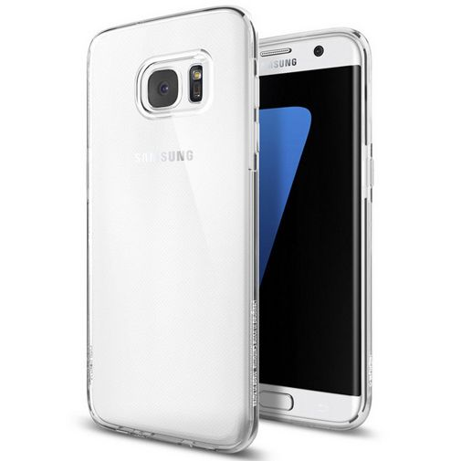 Spigen Liquid Crystal Case Clear Samsung Galaxy S7 Edge