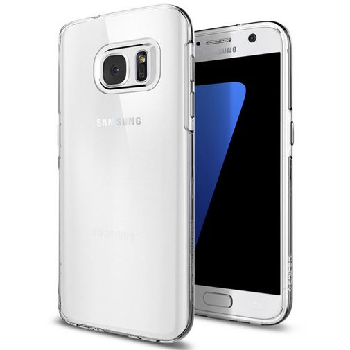 Spigen Liquid Crystal Case Clear Samsung Galaxy S7