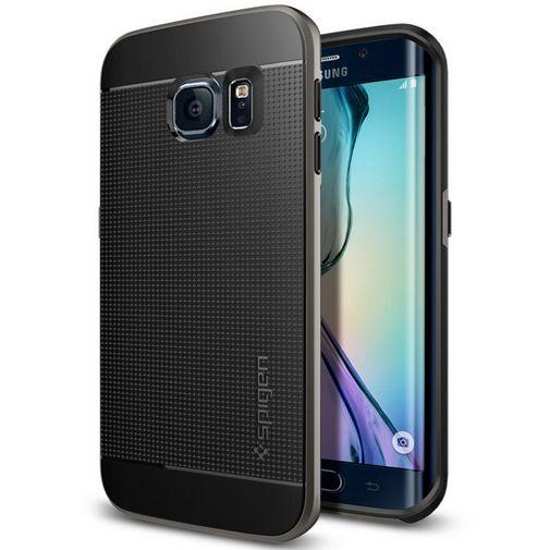 Spigen Neo Hybrid Case Gunmetal Samsung Galaxy S6 Edge