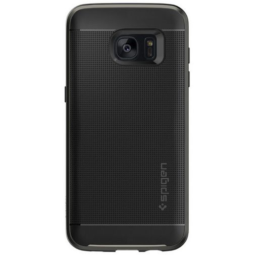 Spigen Neo Hybrid Case Gunmetal Samsung Galaxy S7 Edge