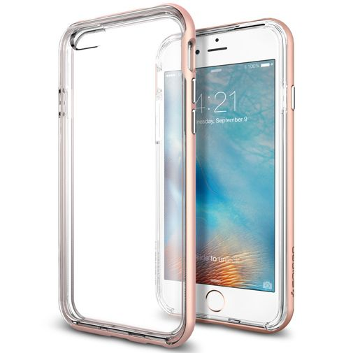 Spigen Neo Hybrid Ex Case Pink Apple iPhone 6/6S
