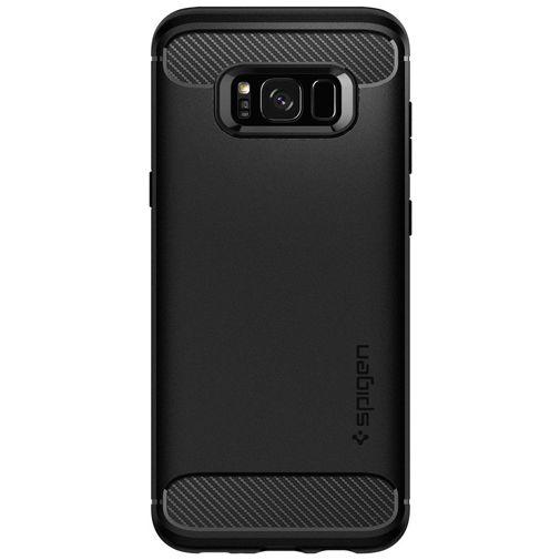 Spigen Rugged Armor Case Black Samsung Galaxy S8+