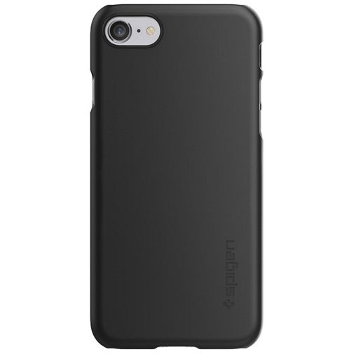 Spigen Thin Fit Case Black Apple iPhone 7/8