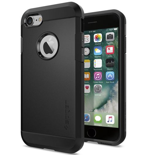 Spigen Tough Armor Case Black Apple iPhone 7/8