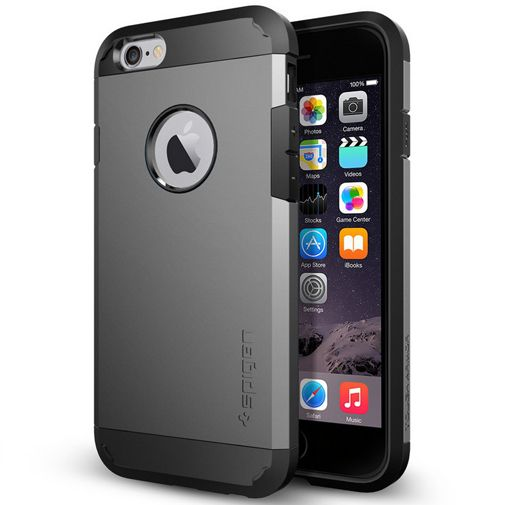 Spigen Tough Armor Case Gunmetal Apple iPhone 6/6S