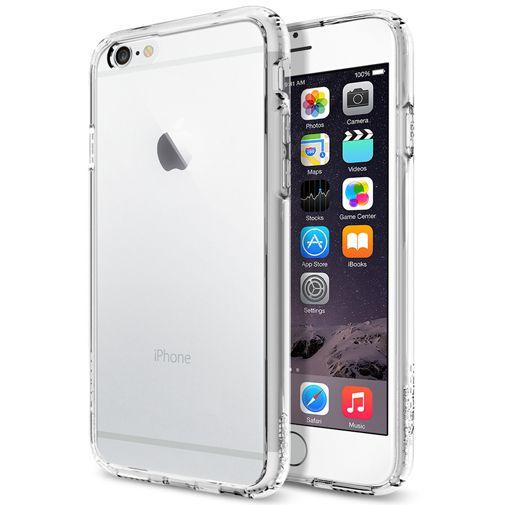 Productafbeelding van de Spigen Ultra Hybrid Case Crystal Clear Apple iPhone 6/6S