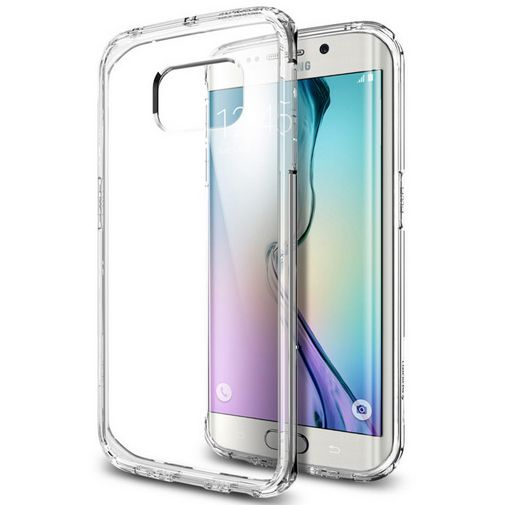 Spigen Ultra Hybrid Case Crystal Clear Samsung Galaxy S6 Edge