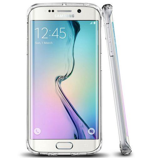 Spigen Ultra Hybrid Case Crystal Clear Samsung Galaxy S6 Edge