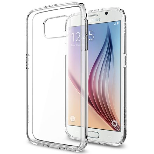 Spigen Ultra Hybrid Case Crystal Clear Samsung Galaxy S6