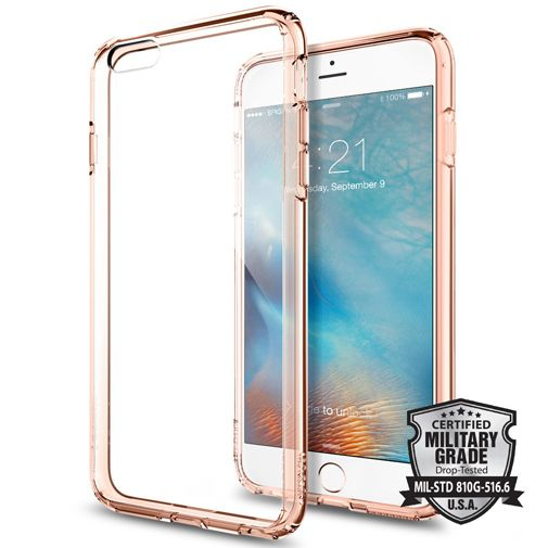 Spigen Ultra Hybrid Case Rose Crystal Apple iPhone 6 Plus/6S Plus