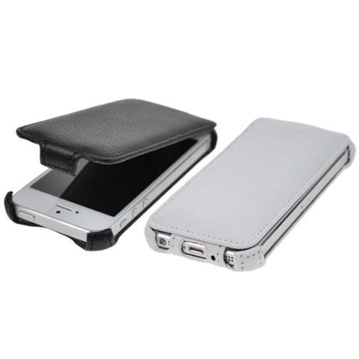 Star-Case Flip Cover Classic Apple iPhone 5 Black