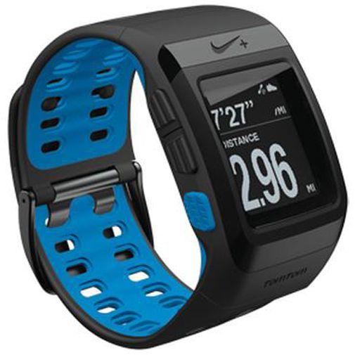 TomTom Nike GPS Sportwatch Anthracite/Blue Glow