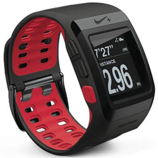 TomTom Nike GPS Sportwatch Anthracite/Red