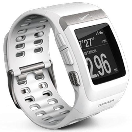 TomTom Nike GPS Sportwatch+ White/Silver