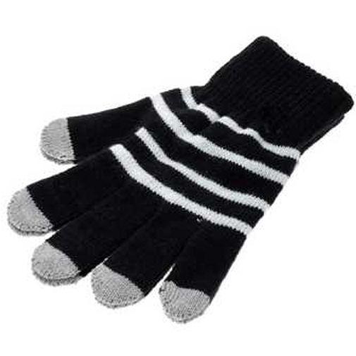 Touchscreen Handschoenen Zwart/Wit