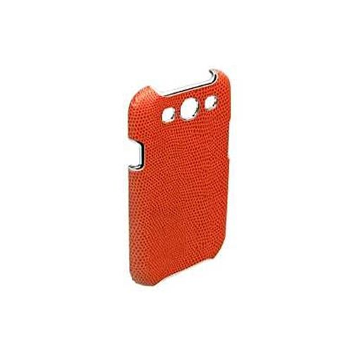 Trendy8 Clip on Cover voor Samsung Galaxy S3 (Neo) Oranje