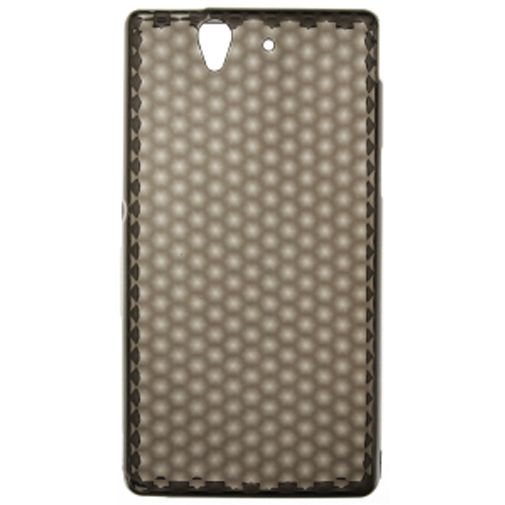 Trendy8 Diamond Series TPU Case Sony Xperia Z Grey