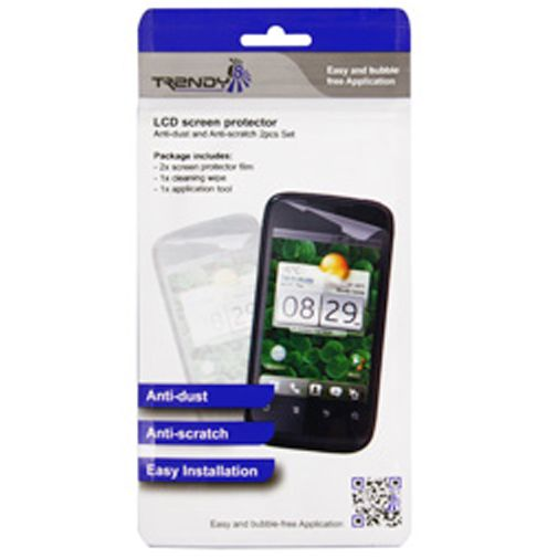 Trendy8 Screenprotector BlackBerry Z10 2-Pack