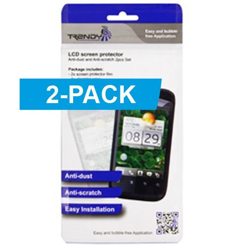 Trendy8 Screenprotector Samsung Galaxy Note II 2-Pack