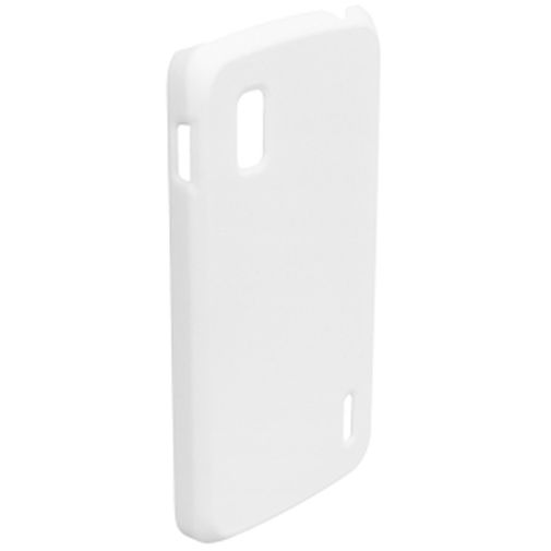 Trendy8 SoftTouch Case LG Nexus 4 White