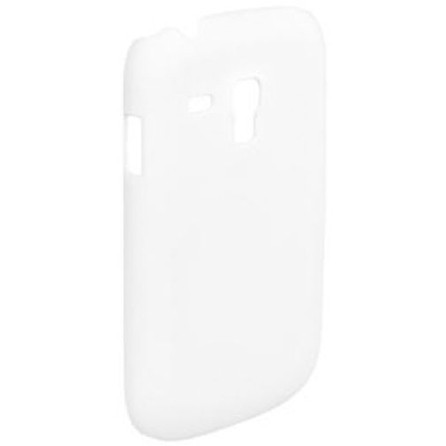 Trendy8 SoftTouch Case Samsung Galaxy S3 (Neo) White