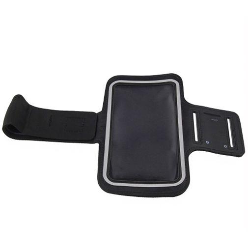 Trendy8 Universal Sports Armband Black Size XXXL