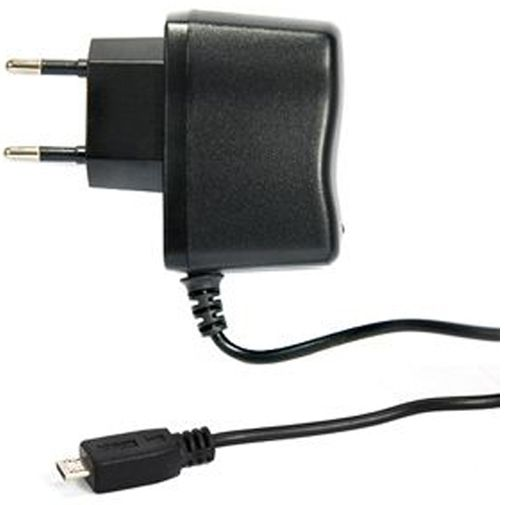 Universele microUSB lader