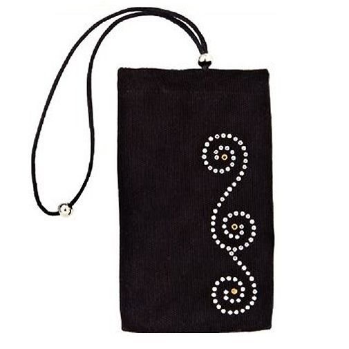Valenta Fashion Case Curly Black