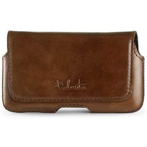 Valenta Fashion Case Durban Brown Medium Loop
