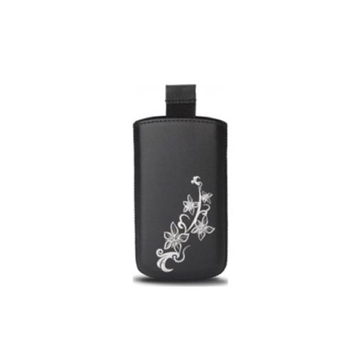 Productafbeelding van de Valenta Fashion Case Pocket Lily Black 01