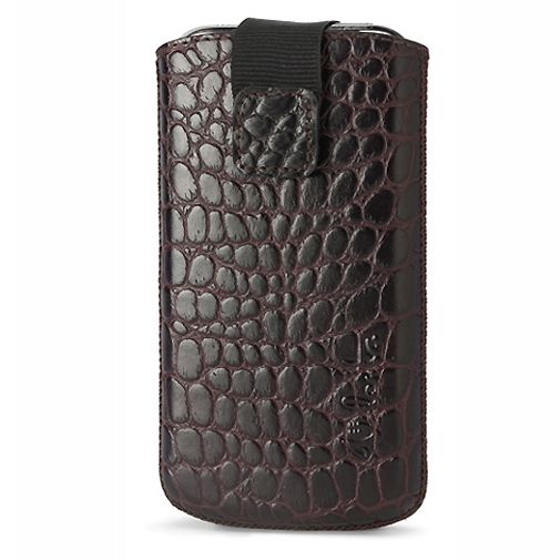 Valenta Fashion Case Pocket Luxe Brown Cro Loop 01