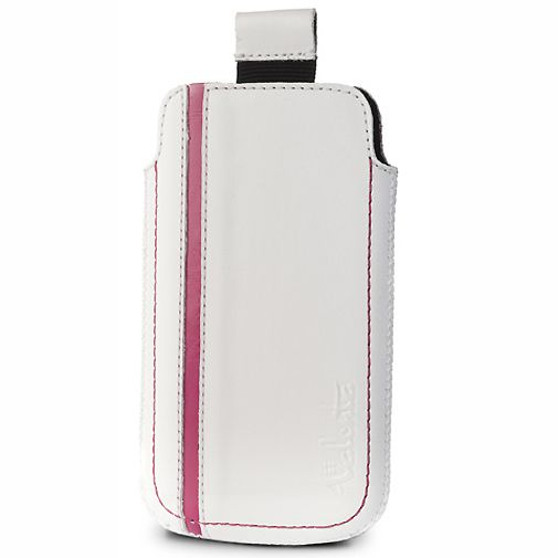 Productafbeelding van de Valenta Fashion Case Pocket Sport White-Pink 01
