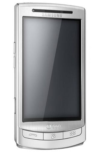 Vodafone 360 Samsung H1 Silver