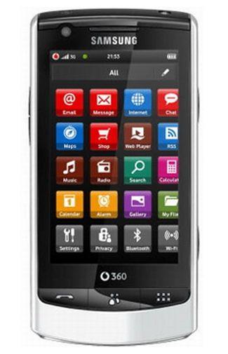 Vodafone 360 Samsung M1 White
