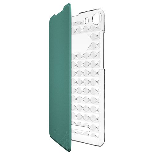 Wiko Booklet Case Turquoise Wiko Lenny 2