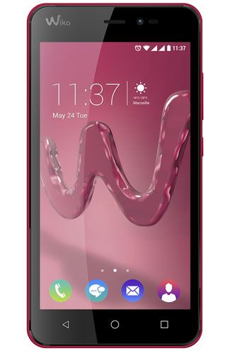 Wiko Freddy 4G Dual Sim Red