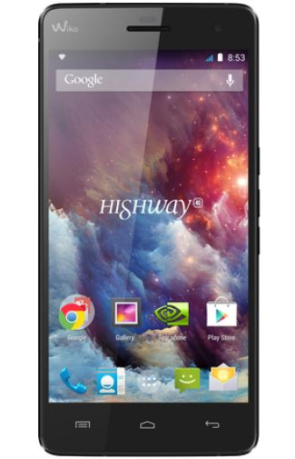 Wiko Highway 4G Black