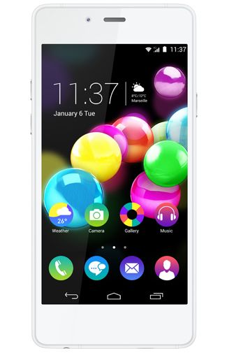 Wiko Highway Pure 4G White Silver