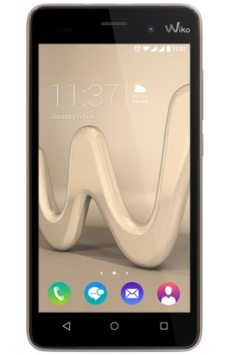 Wiko Lenny 3 Dual Sim Gold