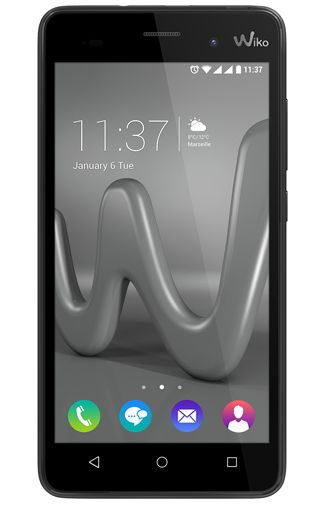 Wiko Lenny 3 Dual Sim Space Grey
