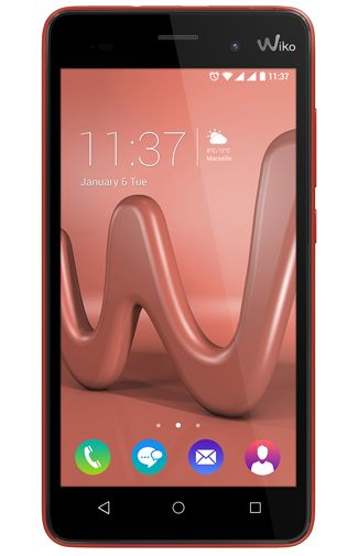 Wiko Lenny 3 Dual Sim Red