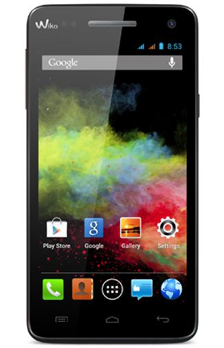 Wiko Rainbow 3G Black