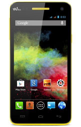 Wiko Rainbow 3G Yellow