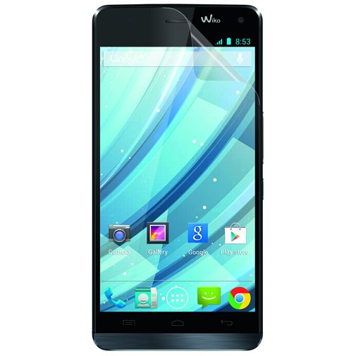 Wiko Screenprotector Wiko Getaway 2-Pack