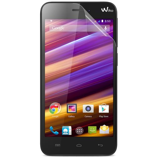 Wiko Screenprotector Wiko Jimmy 2-Pack