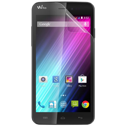 Wiko Screenprotector Wiko Lenny 2-Pack