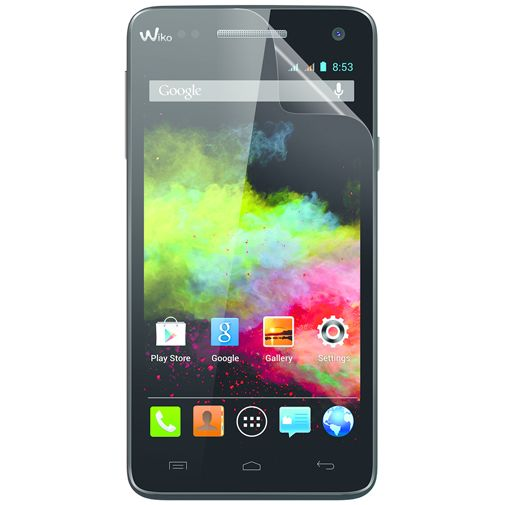 Wiko Screenprotector Wiko Rainbow 2-Pack