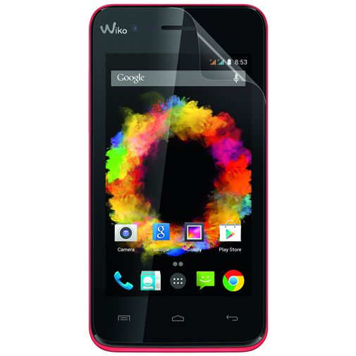 Wiko Screenprotector Wiko Sunset 2-Pack
