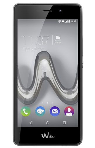 Wiko Tommy 4G Grey