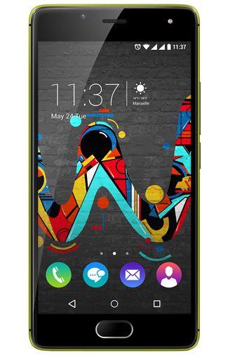 Wiko Ufeel 4G Dual Sim Lime